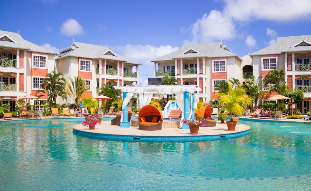 Bay Gardens Beach Resort Gros Islet St Lucia Bookingcom