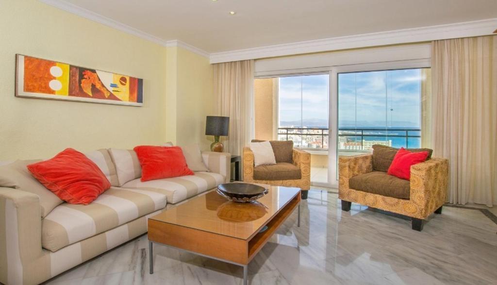 el coloso super penthouse seaview benalmdena spain deals