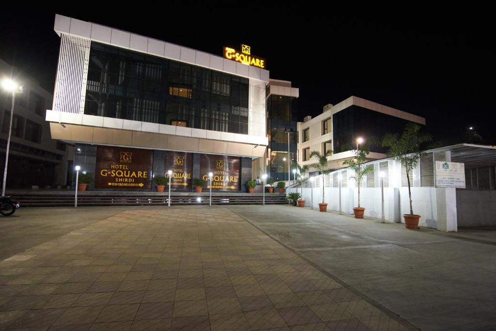 Hotel G Square Shirdi India Booking Com