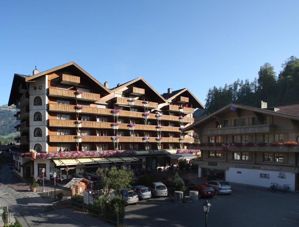 Wander Gourmet Hotel Bernerhof Gstaad Switzerland Bookingcom