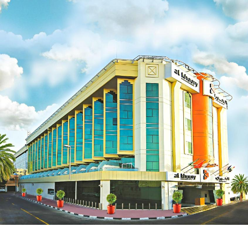 Al khoory executive hotel al wasl dubai uae for Hotel dubai booking
