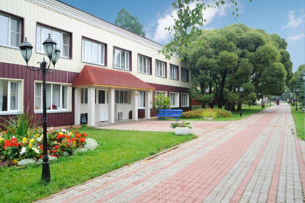 Atelika Sosnovy Bor Hotel