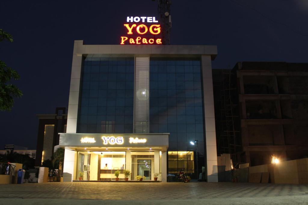 Hotel Yog Palace Shirdi India Booking Com