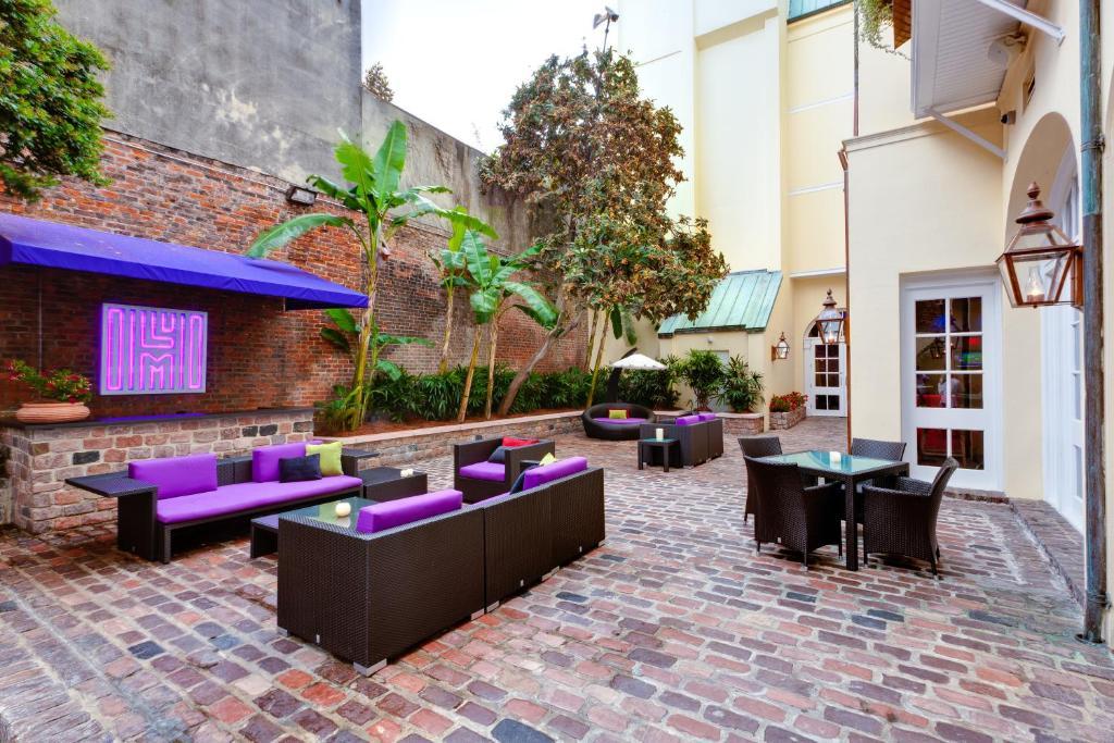 Hotel Le Marais, New Orleans, US