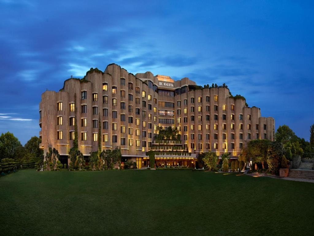 Itc maurya new delhi a luxury collection hotel new delhi for Hotel collection hotels
