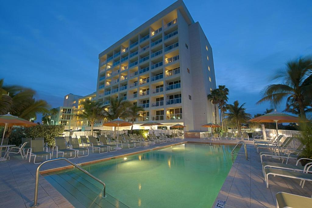 Residence Inn Treasure Island St Pete Beach Fl Booking Com