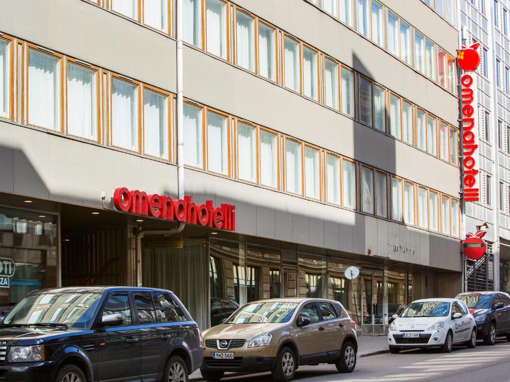 Omena Hotel L Nnrotinkatu Helsinki Finland