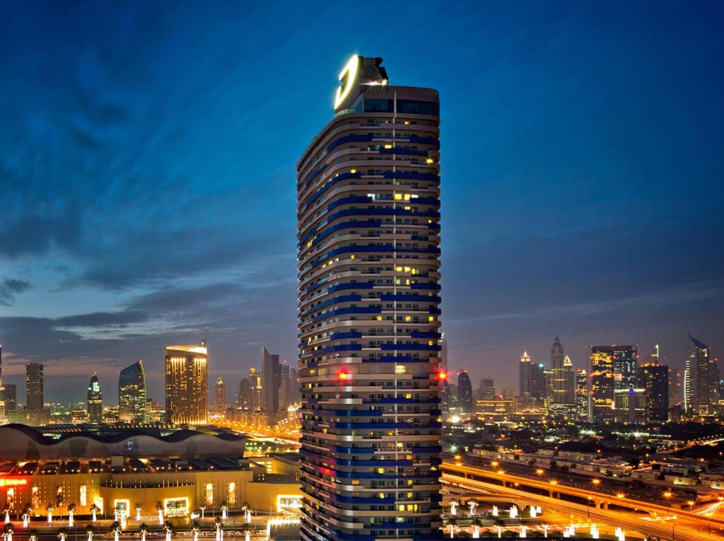 Condo Hotel Damac Maison Dubai Mall Street Uae Booking Com