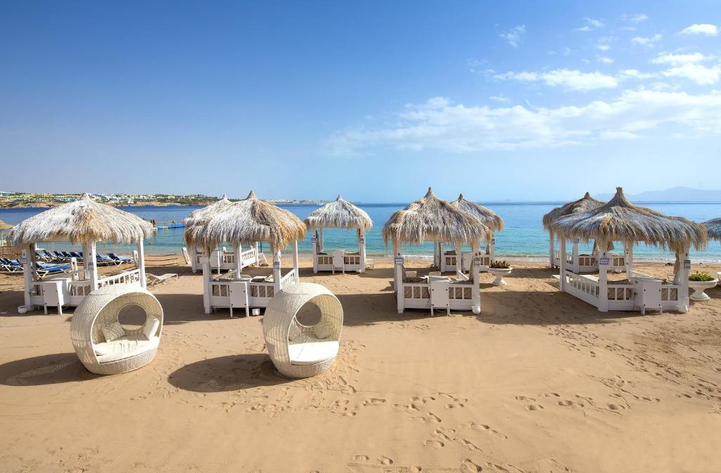 Sunrise Arabian Beach Resort Sharm El Sheikh Egypt Bookingcom - Map of egypt beach resorts