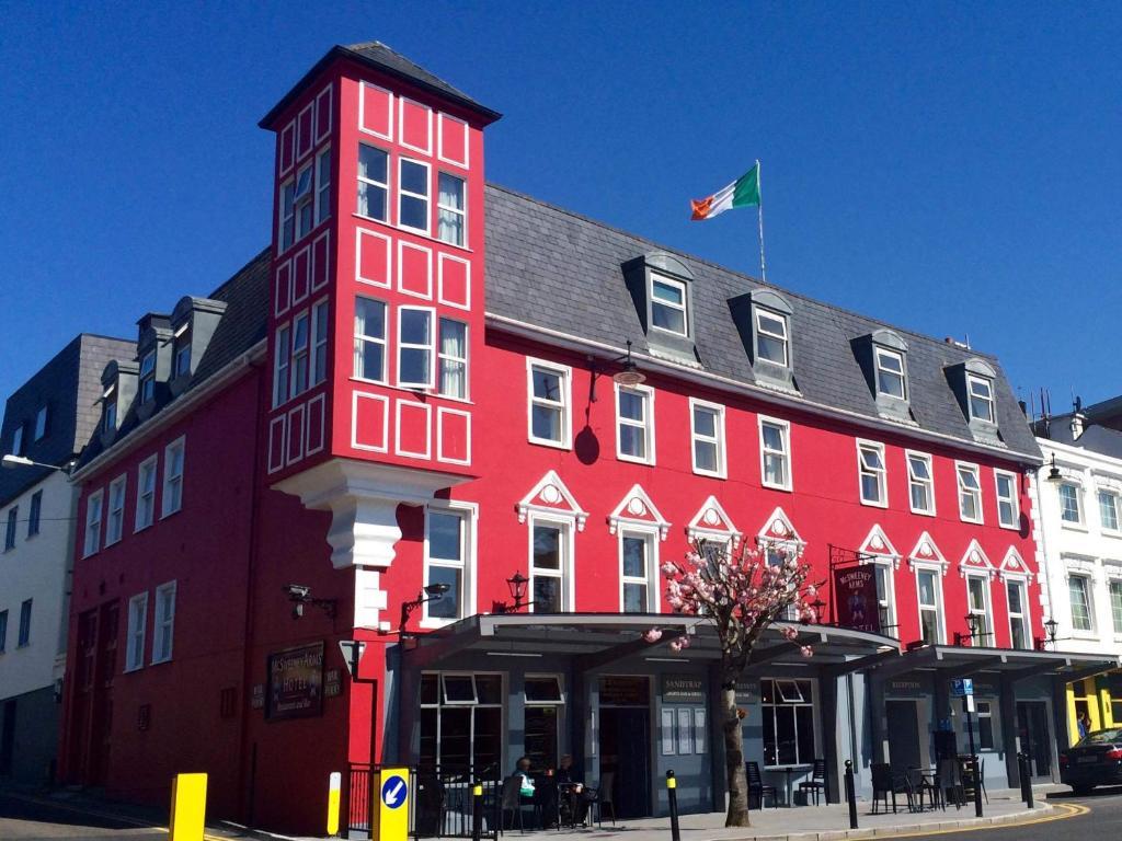 Mcsweeney Arms Hotel Killarney Ireland Booking Com