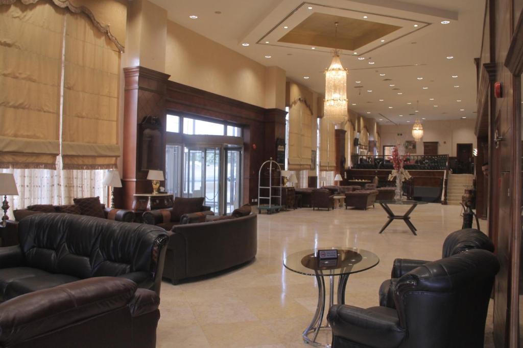 Le Vendome Hotel Jordanien Amman Booking Com