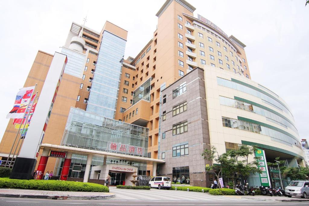 Hotel sinjhuang chateau chine taiw n xinzhuang for Hotel de chaine