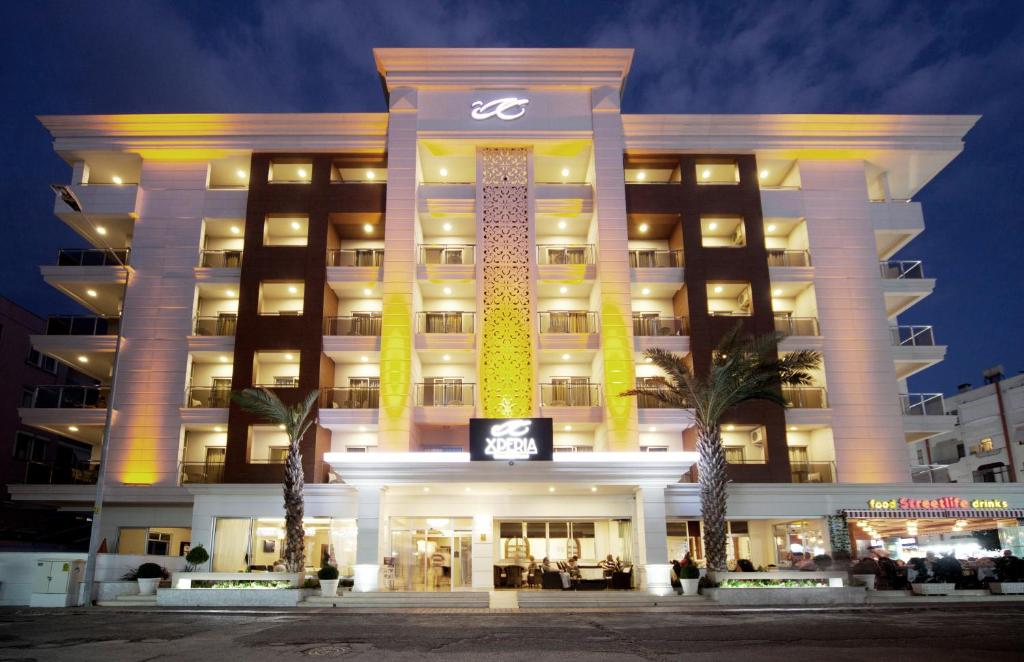 Xperia Grand Bali Hotel All Inclusive Alanya Updated 2019 Prices