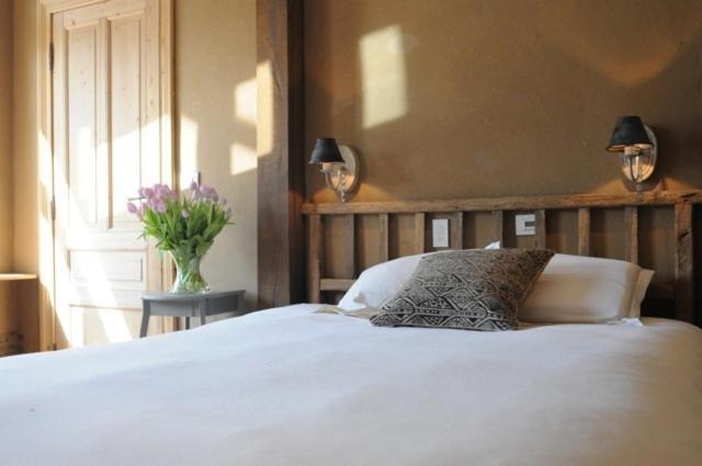 Postel nebo postele na pokoji v ubytování B&B 1669