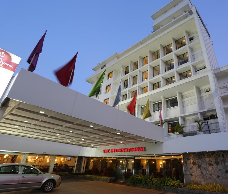 the international hotel, cochin, india - booking