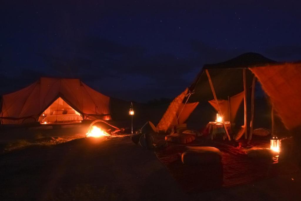 & Hotel Bivouac Exclusif Les Mhamid Morocco - Booking.com