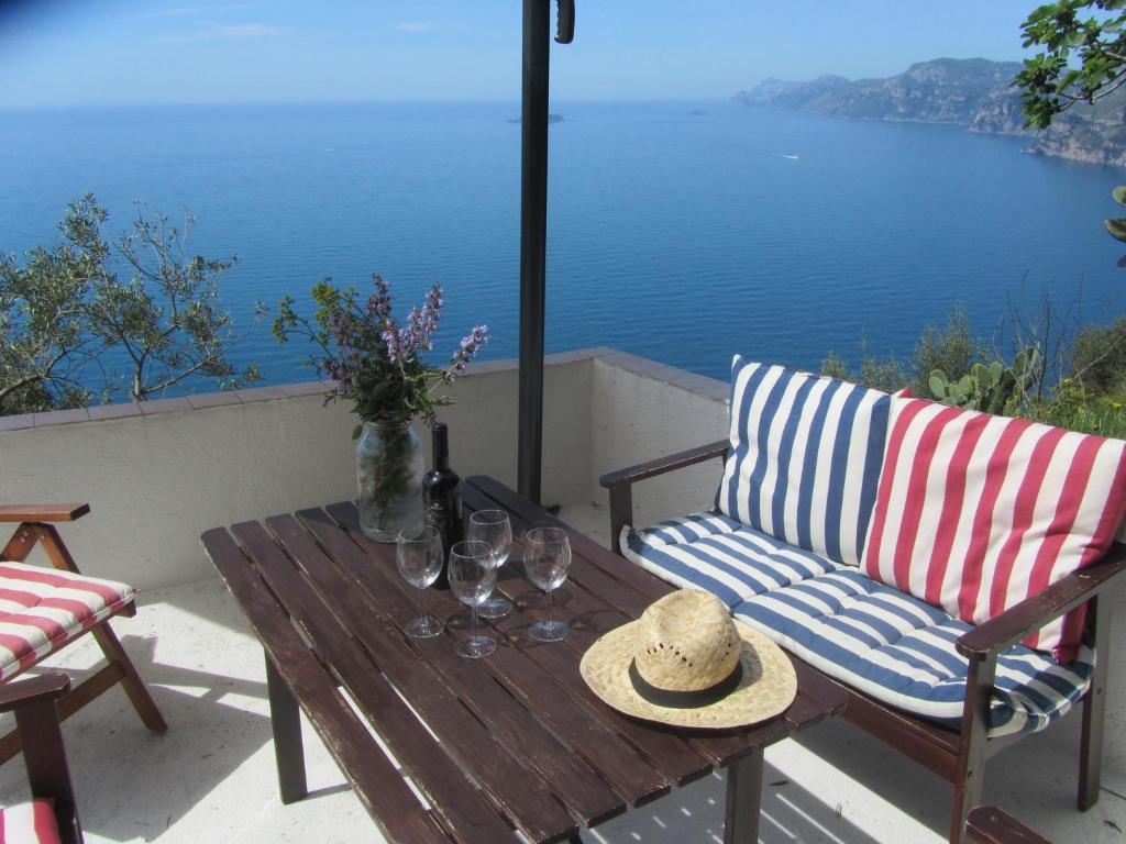 Lejligheden Casa Il Campo (Italien Praiano) - Booking.com