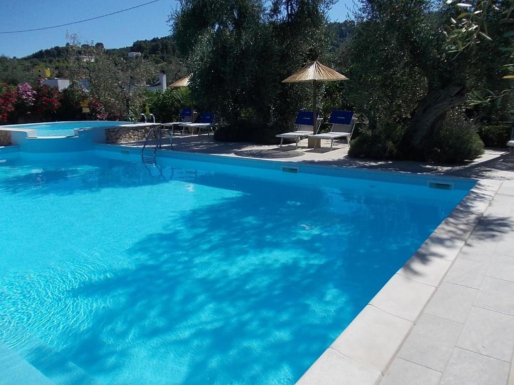 casa vacanze la paloma (italien peschici) - booking