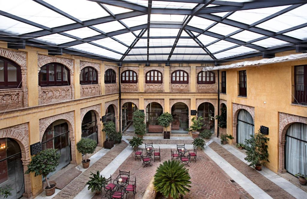 boutique hotels in sevilla  34