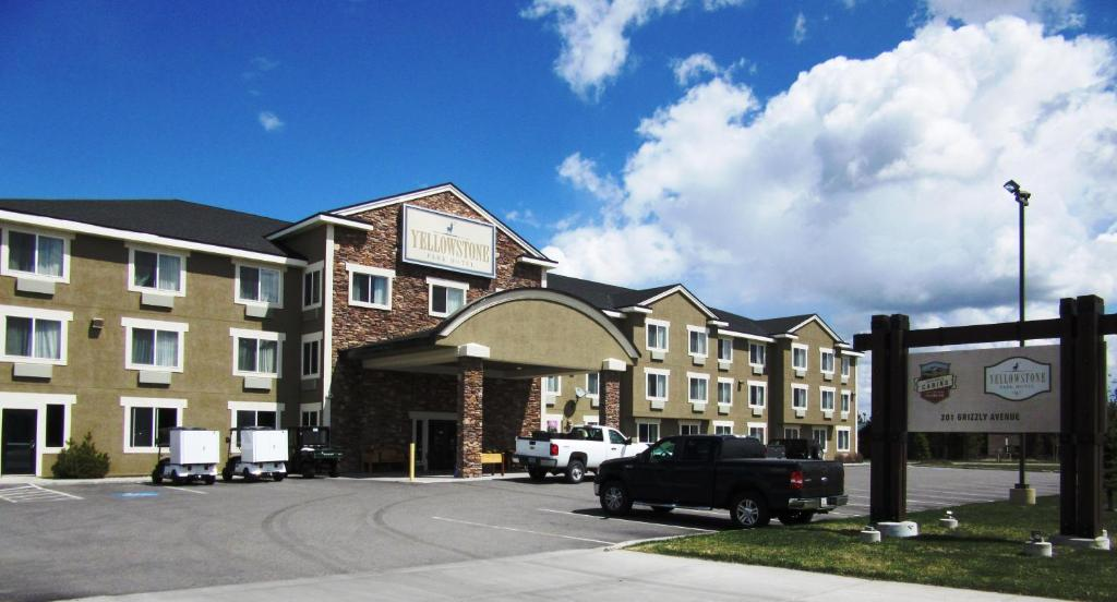 reservation hôtel yellowstone