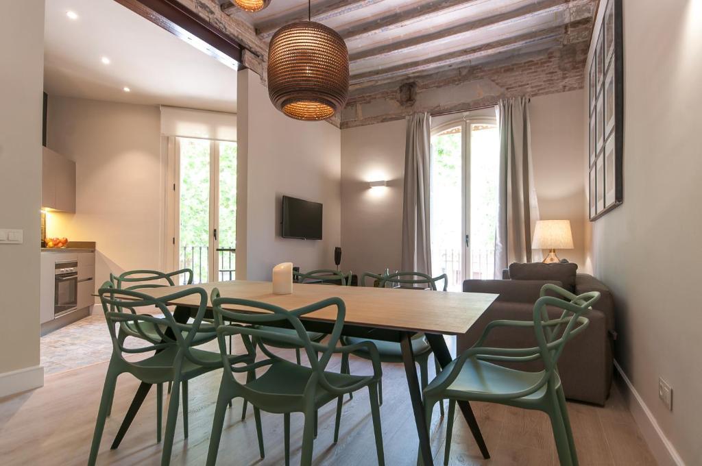Bonita foto de Weflating Suites Sant Antoni Market