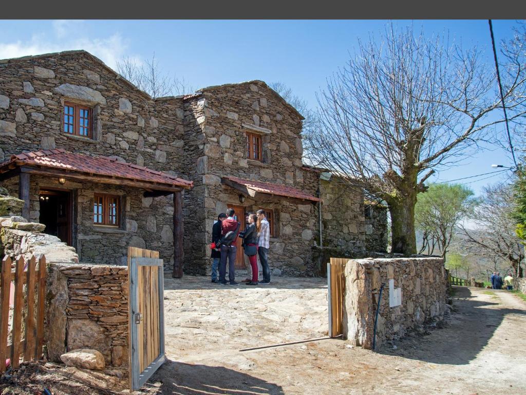 Vacation home casas dos barreiros melga o portugal for Booking casas