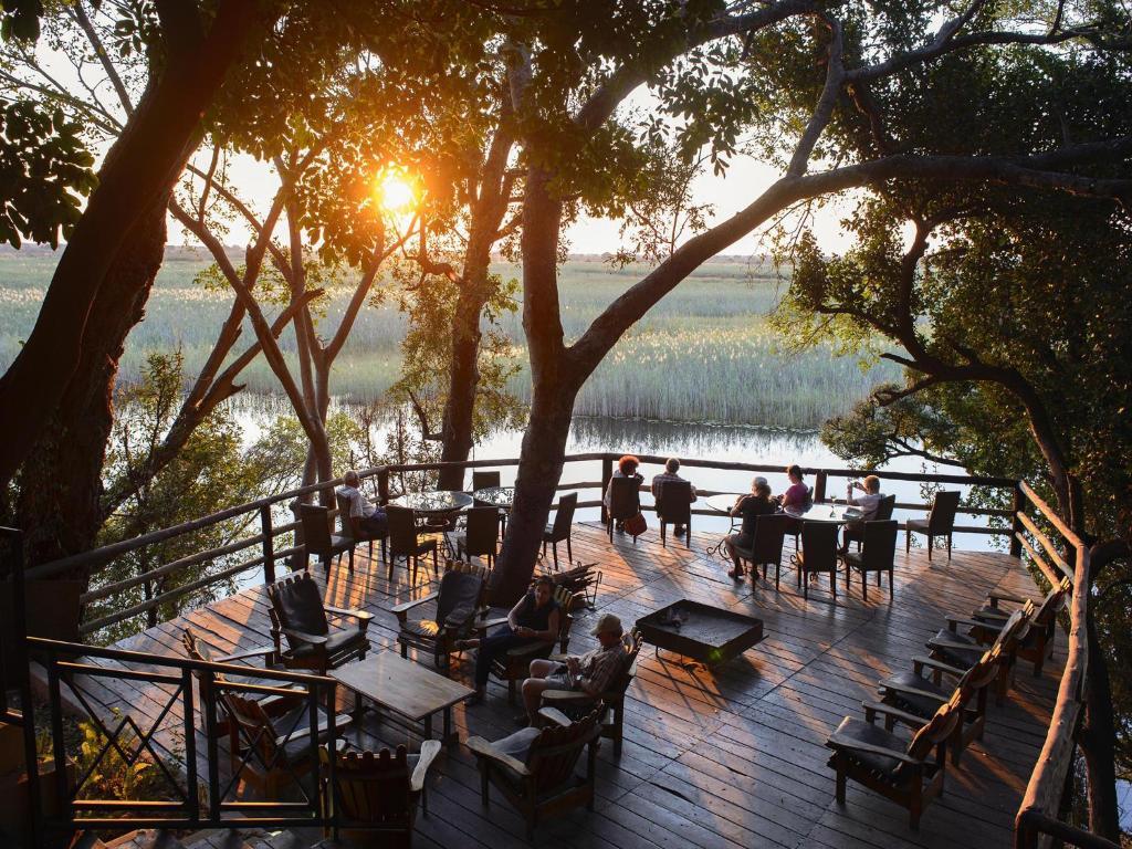 Gondwana Namushasha River Lodge