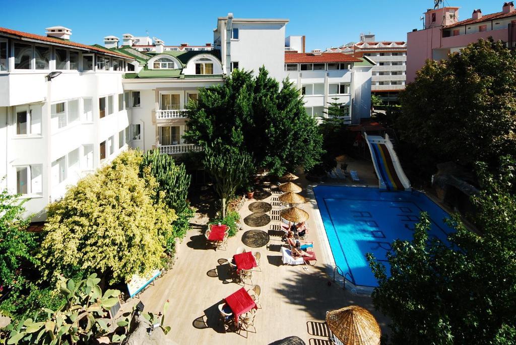 Pasahan Apart Hotel  Tyrkiet Marmaris