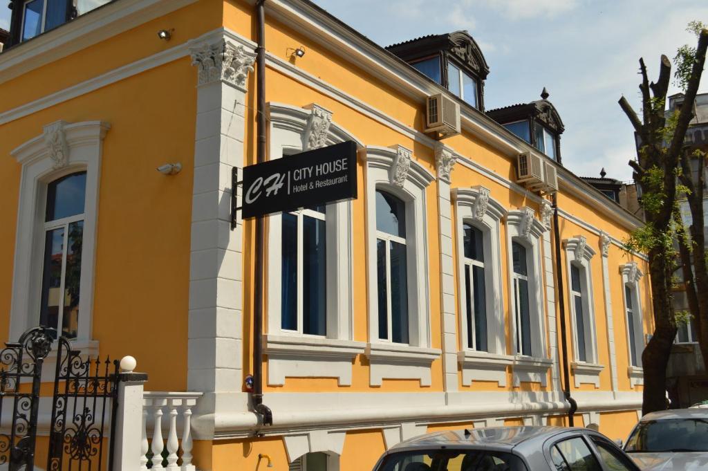 Хотел Сити Хаус & Ресторант - Русе