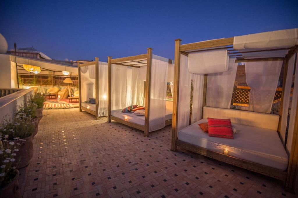 Hotel & Spa Riad El Walaa (Marokko Marrakesch) - Booking.com