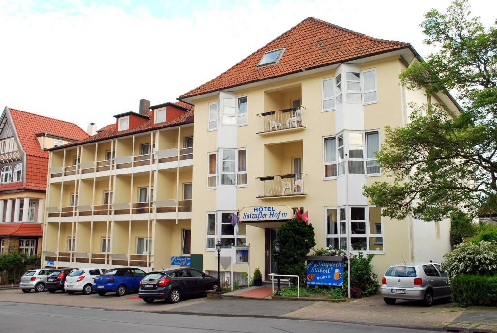 Hotel Salzufler Hof Bad Salzuflen Germany Booking Com