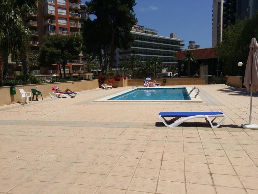 Apartamentos Gemelos 23 Benidorm Levante foto