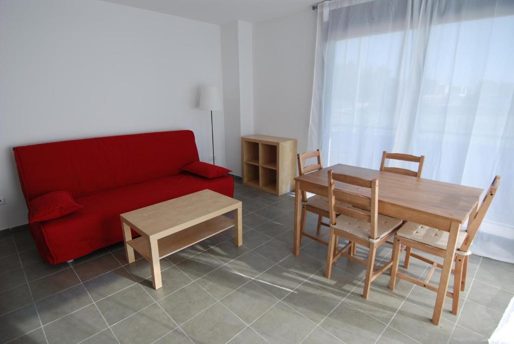 Apartamentos Cap Blanc fotografía