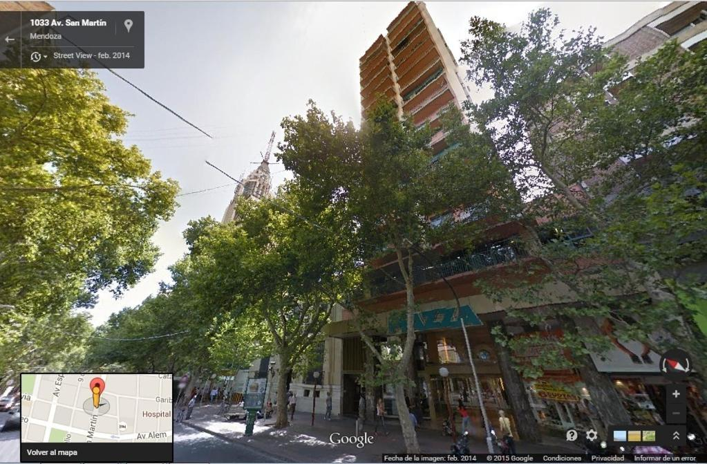 Downtown Mendoza
