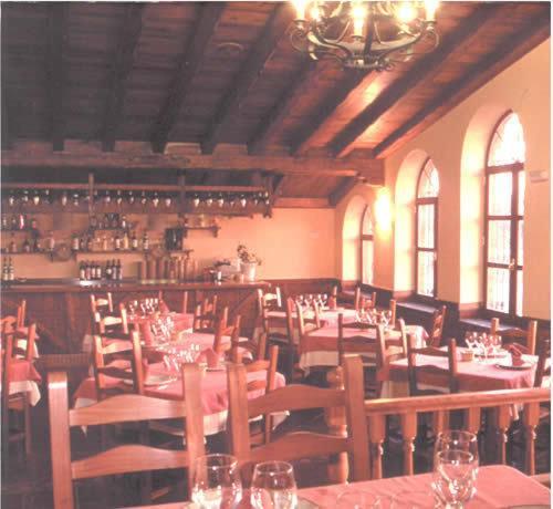 Cueva Restaurante Itariegos