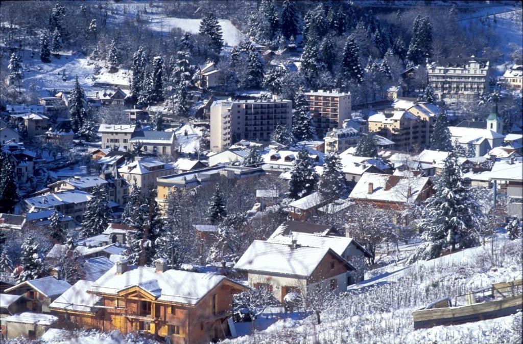 Hotel Du Centre Brides Les Bains