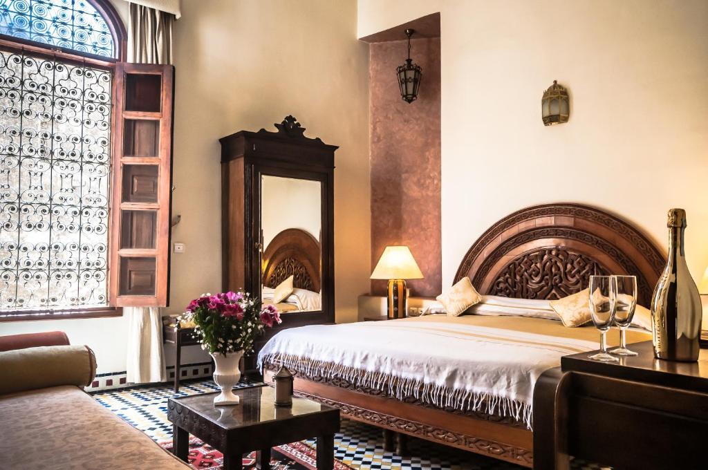 Camera Da Letto Stile Marocco : Riad zamane & spa fès fes u2013 prezzi aggiornati per il 2019