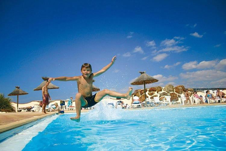 The swimming pool at or near Carisma Holidays