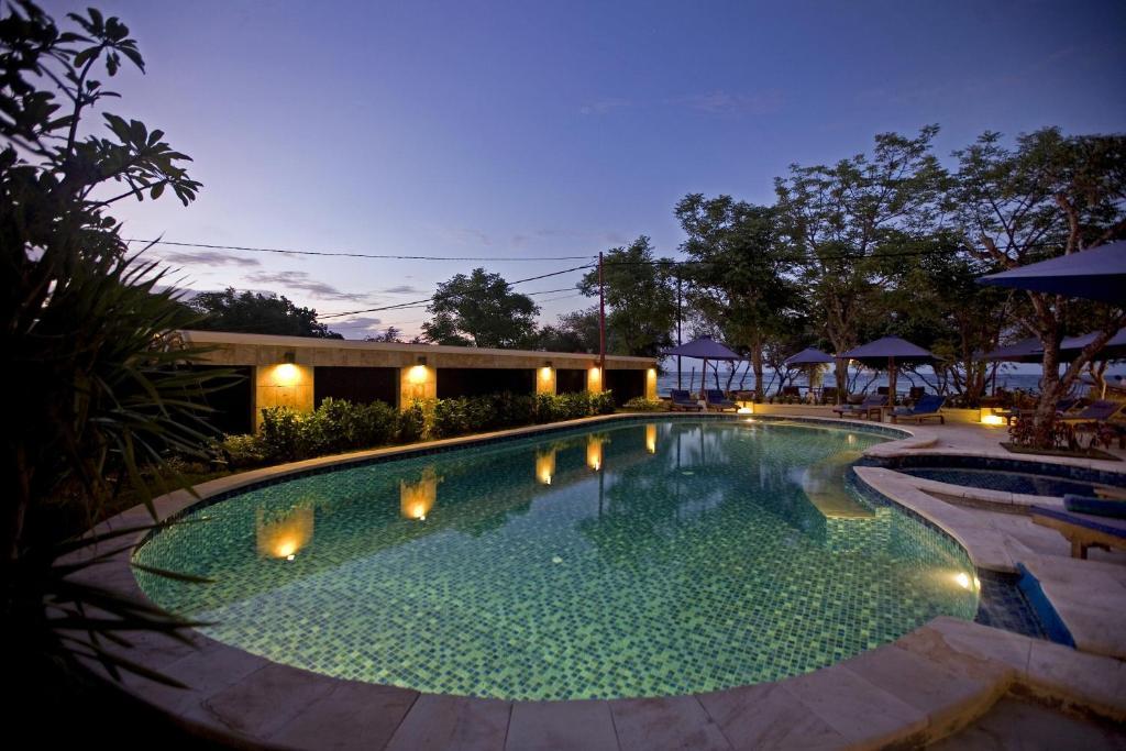 Hotel Villa Grasia, Gili Trawangan