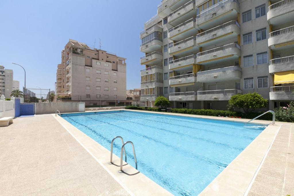 Apartamento Playa Gandia Center foto