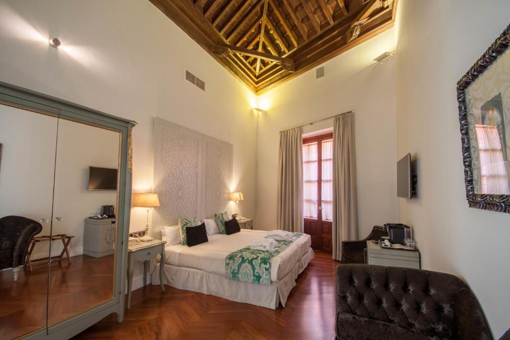 boutique hotels sevilla provinz  173