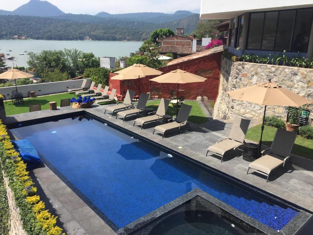 Araucaria Hotel Boutique Valle De Bravo Precios Actualizados 2018 # Muebles Valle De Bravo