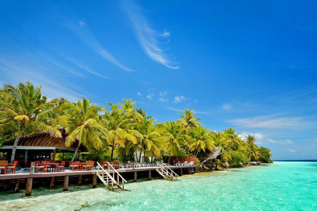 5 причин выбрать вариант размещения Ranveli Island Resort
