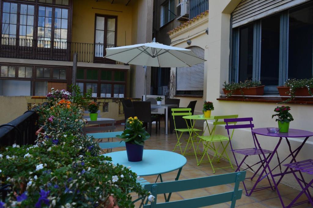 Hotel Duo Somnio Barcelona Spain Booking Com