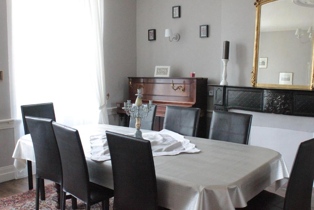 bed and breakfast entre mont et merveille, pontorson, france
