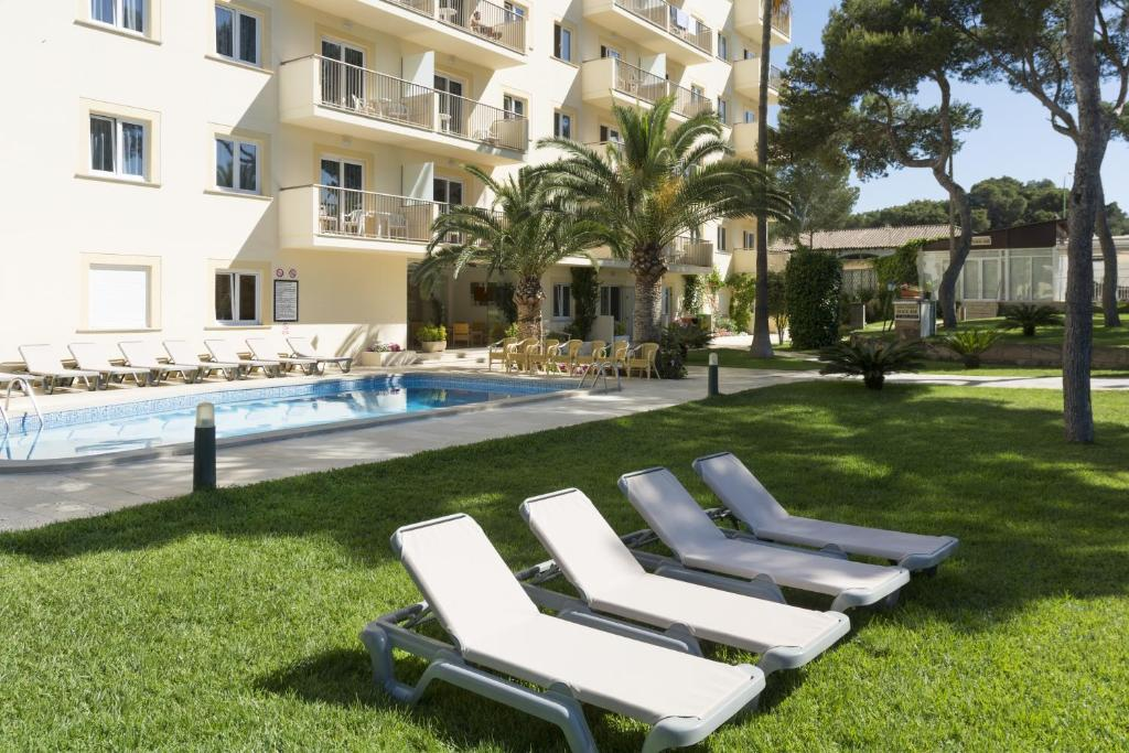 Apartments In Badia Blava Majorca