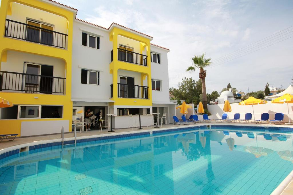 Sea Cleopatra Napa Hotel Ayia Napa Cyprus Booking Com