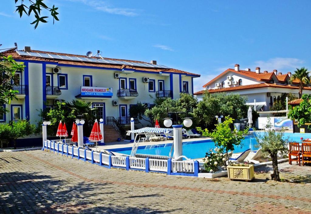 Sugar family apart hotel oludeniz turkey for Aparte hotel