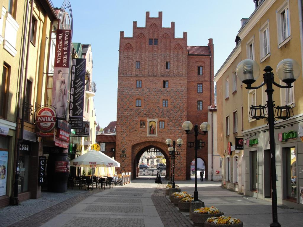 Ольштын старое место фото золотой дракон