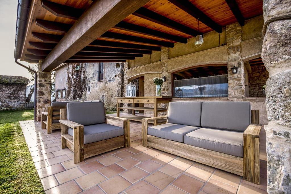 hotels with  charm in la vall de bianya  5